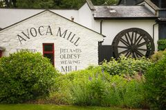 Water Mill. Avoca. Wicklow. Ireland Stock Image
