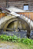 Water mill detail Royalty Free Stock Image