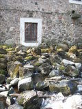 The water mill (fragment). Stock Photo