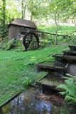 Water-mill house Royalty Free Stock Photos