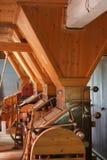 Water mill-interiors Stock Photos