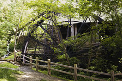 Water Mill in Kentucky Royalty Free Stock Photos