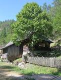 Water mill at Kvacianska dolina - valley in region Liptov, Slova Royalty Free Stock Photography