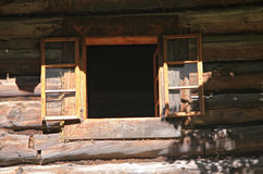 Water mill at Kvacianska dolina - valley in region Liptov, Slova Royalty Free Stock Photo