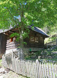 Water mill at Kvacianska dolina - valley in region Liptov, Slova Royalty Free Stock Photos