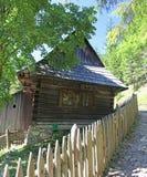 Water mill at Kvacianska dolina - valley in region Liptov, Slova Royalty Free Stock Images