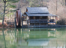 Water Mill Royalty Free Stock Photography