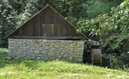 Water mill in Romania Royalty Free Stock Photo