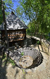 Water mill Transylvania Stock Photo