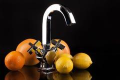 Water Mixer Royalty Free Stock Image