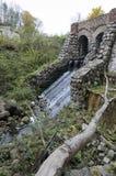 Water-molen Royalty-vrije Stock Afbeeldingen