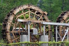 Water-molen royalty-vrije stock foto