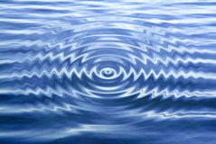 Water motion vector illustration