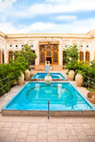 Water museum, Yazd, Iran Royalty Free Stock Images