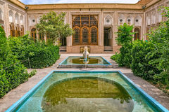 Water museum in Yazd Stock Photo