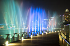 Water Musical Performance Royalty Free Stock Images