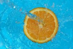 Water orange Royalty Free Stock Photos