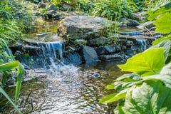 Water over Richel stock afbeeldingen