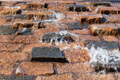 Water over stones Royalty Free Stock Photography