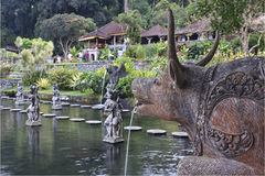 Water Palace Royalty Free Stock Photography