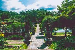 Water Palace. Bali, Indonesia Royalty Free Stock Image
