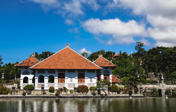 Water Palace. Bali, Indonesia Stock Images