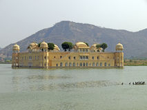 The Water Palace of Jaipur, India Royalty Free Stock Photography