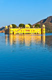Water Palace Jal Maha) in Man Sagar Royalty Free Stock Photo