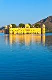 Water Palace Jal Maha) in Man Sagar Royalty Free Stock Photo