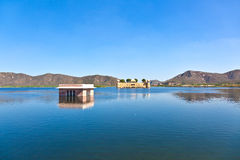 Water Palace (Jal Mahal) in Jaipur Royalty Free Stock Images