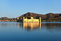 Water Palace (Jal Mahal) in Jaipur Stock Image