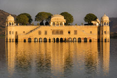 Water Palace (Jal Mahal), Jaipur, India Stock Image