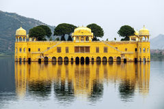 Water Palace (Jal Mahal) in Man Stock Photo