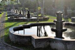 Water Palace of Tirta Gangga, Bali, Indonesia Royalty Free Stock Image