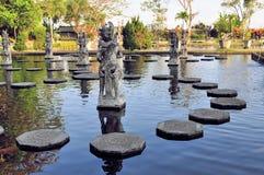 Water Palace of Tirta Gangga, Bali, Indonesia Royalty Free Stock Photos