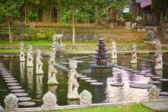 Water Palace of Tirta Gangga in East Bali Royalty Free Stock Photography