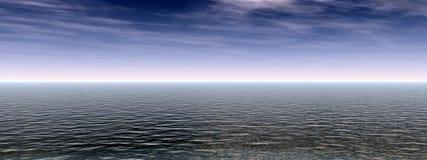Water Panoramic 2 Stock Photos
