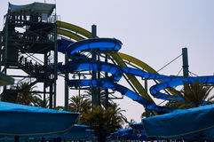WATER PARK . Stock Images