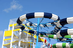 Water park Stock Images