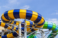 Water park. Royalty Free Stock Photography