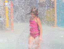 Water park Stock Image