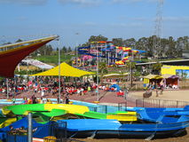 Water park entertainment Wet n Wild Royalty Free Stock Photo