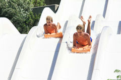Free Water Park,Rhodes,Greece Royalty Free Stock Photos - 52529588