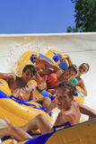 Water park,Rhodes,Greece Stock Photography