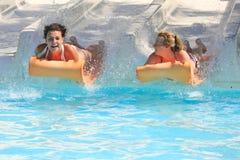 Water park,Rhodes,Greece Stock Photos