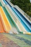 Water Park. Siam Park or Suan Siam Water Park Bangkok Stock Photo