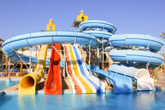Water Park Royalty Free Stock Photos
