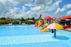 Water park Royalty Free Stock Photography