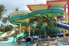 Water Park Stock Photography