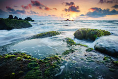 Water Pass - Long Hai Stock Images